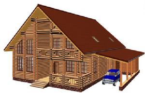 Дом DD02-539 (437 кв.м)