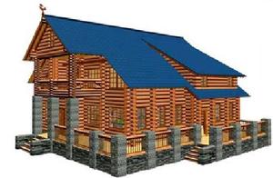 Дом DD02-541 (453 кв.м)