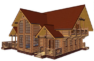 Дом DD02-542 (465 кв.м)