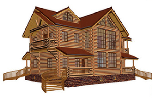 Дом DD02-546 (492 кв.м)