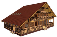 Дом DD02-547 (511 кв.м)