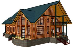 Дом DD02-548 (638 кв.м)
