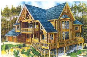 Дом DD02-584 (437 кв.м)