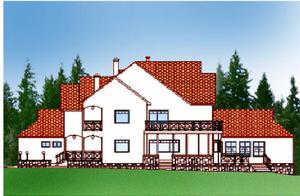 Дом DD02-601 (533 кв.м)