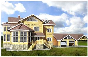 Дом DD02-613 (572 кв.м)