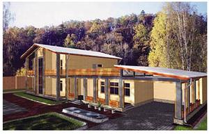 Дом DD02-683 (455 кв.м)
