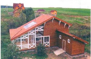 Баня DB02-092 (117 кв.м)