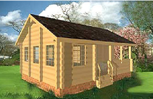 Дом DD02-364 (52 кв.м)