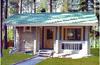 Дом DD02-421 (40 кв.м)