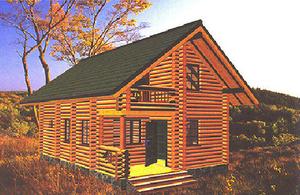 Дом DD02-442 (84 кв.м)