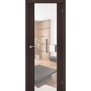 Дверь межкомнатная эко-шпон Bravo Soft, S-13 Reflex