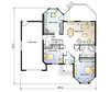 Дом DD02-268 (109 кв.м)