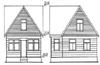 Дом DD02-321 (80,5 кв.м)