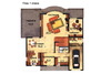 Дом DD02-270 (319 кв.м)