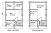 Баня DB02-045 (84 кв.м)