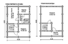 Баня DB02-062 (105 кв.м)