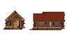 Дом DD02-465 (29 кв.м)