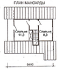 Дом DD02-071 (91 кв.м)