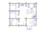 Дом DD02-343 (51 кв.м)