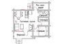 Дом DD02-344 (41 кв.м)