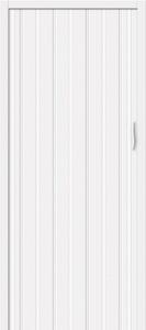 Дверь межкомнатная складная ПВХ гармошка Bravo, Браво 008