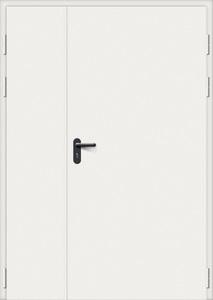 Дверь противопожарная стальная Bravo ДМУ, ДМУ-1.5