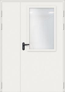 Дверь противопожарная стальная Bravo ДМУО, ДМУО-1,5.1 (2.1)