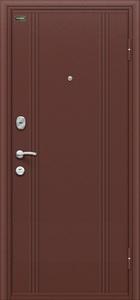 Дверь входная  стальная Bravo Оптим Декор, Door Out 201