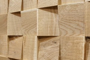 Деревянная плитка из дуба