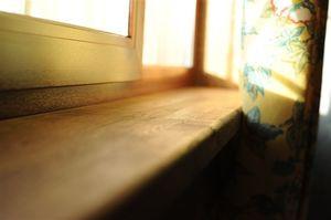 Деревянное окно №3