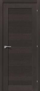 Дверь межкомнатная эко-шпон Bravo Pronto, М13