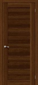 Дверь межкомнатная эко-шпон Bravo Legno, М-5 Noce