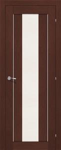 Дверь межкомнатная эко-шпон Bravo Pronto, МG1 alu