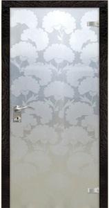 Дверь межкомнатная Dariano GLASS Пион