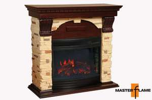Каминокомплект Питсбург-SL25 (керамика) +Firespace25 -S IR