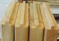Планкен - лиственница