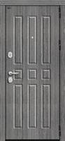 Дверь входная  стальная Bravo Groff Premium, P-3 303