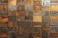 Деревянная плитка из амбарной доски, покрытие Wolman