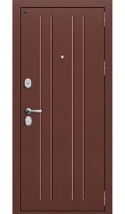 Дверь входная  стальная Bravo Groff Premium, P-2 201