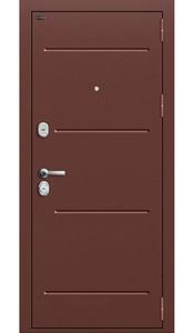 Дверь входная  стальная Bravo Groff Premium, P-2 204