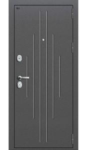 Дверь входная  стальная Bravo Groff Premium, P-2 205