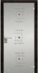Дверь межкомнатная Dariano GLASS Шарм