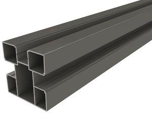Столб алюминиевый HILST 100х100мм