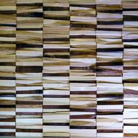Стеновая панель Колотый Параллель MIX