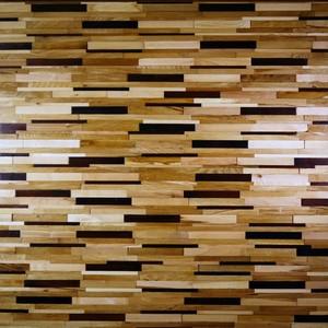 Стеновая панель Рустик Разбежка MIX