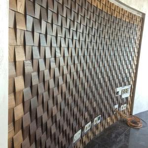 Стеновые панели Ясень покрытие масло